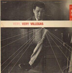 Enrique Villegas - Very, Very Villegas