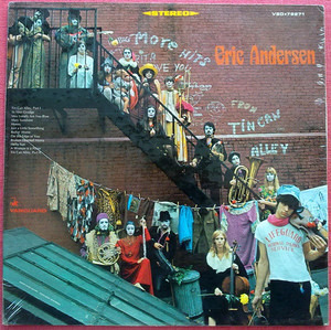 Eric Andersen - More Hits From Tin Can Alley