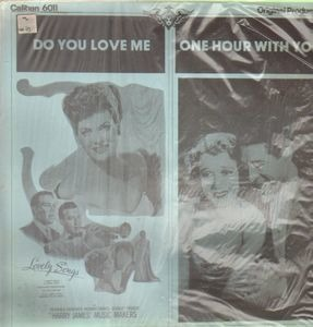 Dick Haymes - Do you love me / One hour with you
