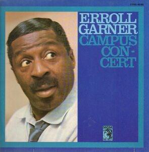 Erroll Garner - Campus Concert