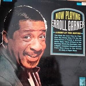 Erroll Garner - Now Playing