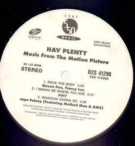 Erykah Badu - Hav Plenty - Music From The Motion Picture