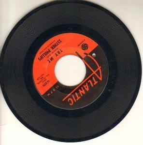 Esther Phillips - Try Me / Fever