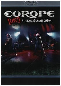 Europe - [Live!] At Shepherd´s Bush, London
