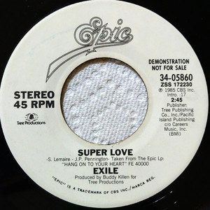 Exile - Super Love