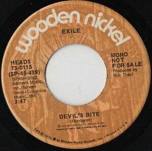 Exile - Devil's Bite