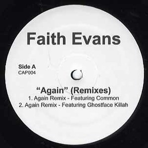 Faith Evans - Again (Remixes)