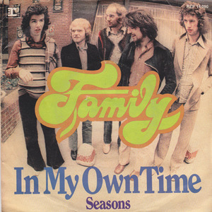 In My Own Time Family 7 Recordsale