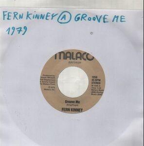 Fern Kinney - Groove Me