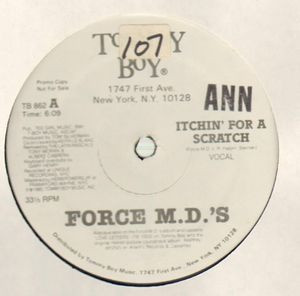 The Force M.D.'s - Itchin' For A Scratch