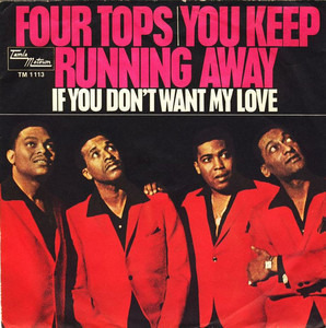 The Four Tops - You Keep Running Away