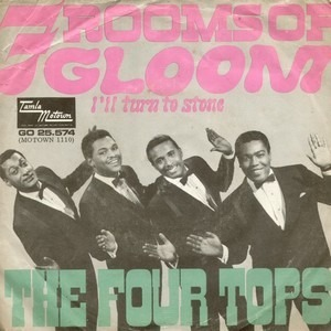 The Four Tops - 7 Rooms Of Gloom