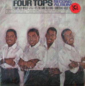 The Four Tops - Second Album