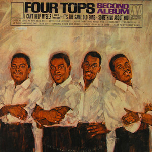 The Four Tops - Second Album