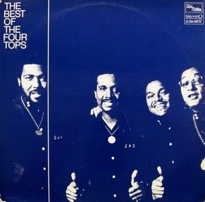 The Four Tops - The best of The Four Tops