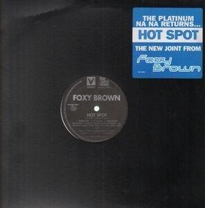 Foxy Brown - Hot Spot