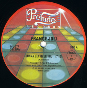France Joli - Gonna Get Over You / (Won't You) Dance With Me / Can't Believe