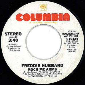 Freddie Hubbard - Rock Me Arms