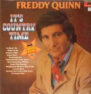 Freddy Quinn - It's Country Time