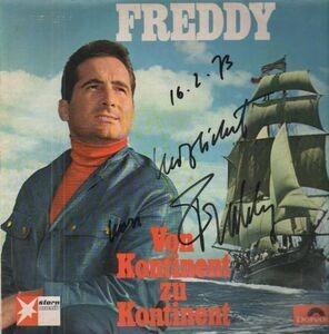 Freddy Quinn - Von Kontinent Zu Kontinent
