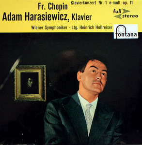 Frédéric Chopin - Klavierkonzert Nr. 1 E-Moll Op. 11
