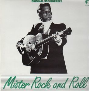 Fred Netherton, Ralph Collier, The Harmony Brothe - Mister Rock And Roll