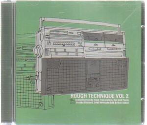 Arthur Baker - Rough Technique Vol.2