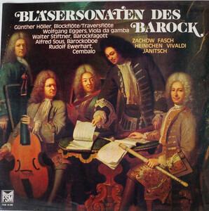 Antonio Vivaldi - Blasersonaten Des Barock