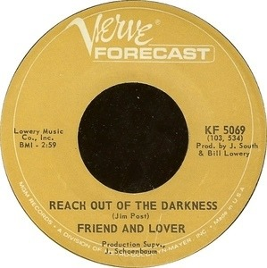 Friend - Reach Out Of The Darkness / Time On Your Side