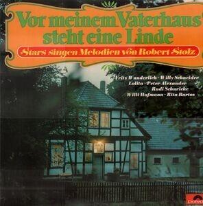Fritz Wunderlich - Vor meinem Vaterhaus steht einen Linde