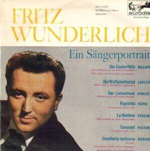 Fritz Wunderlich - Ein Sängerportrait