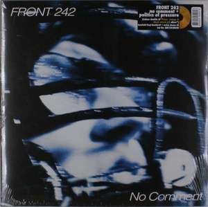 Front 242 - No Comment +-Orange.Black