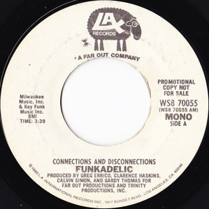 Funkadelic - Connections And Disconnections