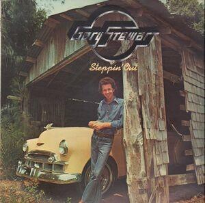 Gary Stewart - Steppin' Out