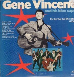 Gene Vincent - The Bop That Just Won't Stop (1956)