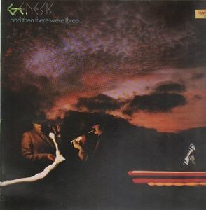 Genesis - ...And Then There Were Three...