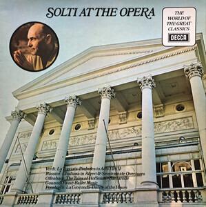 Giuseppe Verdi - Solti At The Opera