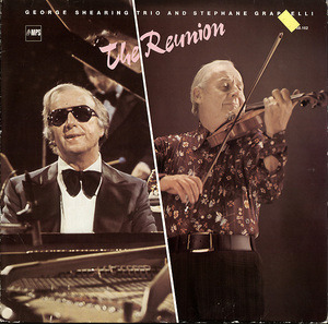 George Shearing Trio - The Reunion