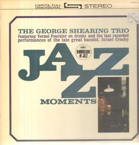 George Shearing Trio - Jazz Moments
