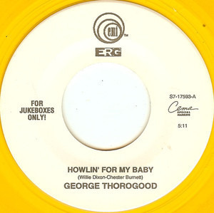 George Thorogood - Howlin' For My Baby