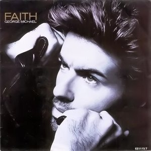 George Michael - Faith / Hand To Mouth (Vinyl Single)