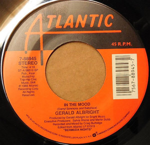Gerald Albright - In The Mood
