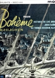 Giacomo Puccini - Highlights From 'La Boheme'