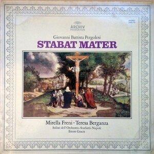 Giovanni Pergolesi - Stabat Mater (Ettore Gracis)