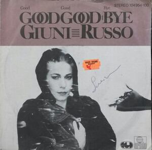 giuni russo - Good Goodbye