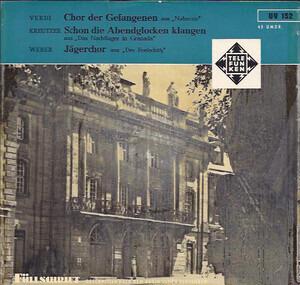 "Giuseppe Verdi - Gefangenenchor Aus ""Nabucco"""
