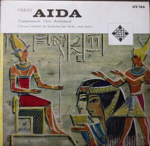 Giuseppe Verdi - Aida - Triumphmarsch / Chöre / Ballettmusik