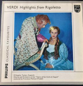 Giuseppe Verdi - Highlights from Rigoletto
