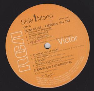 Glenn Miller - Glenn Miller - A Memorial 1944-1969