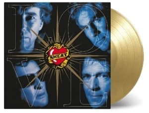 Golden Earring - Love Sweat (ltd.gold Vinyl)